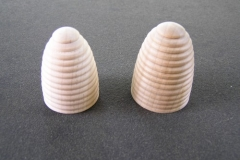 Beehive Butter Molds