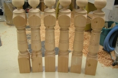 Newel Posts - Douglas Fir