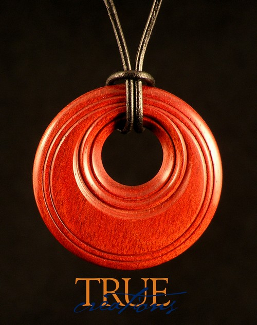 Bloodwood Necklace