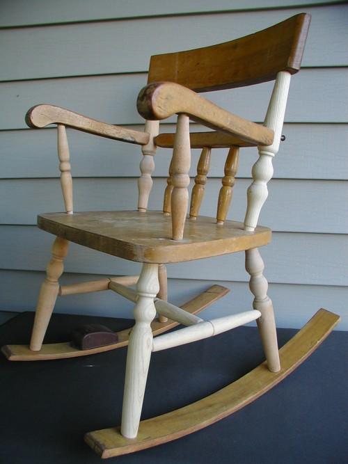 Kids Rocking Chair Parts
