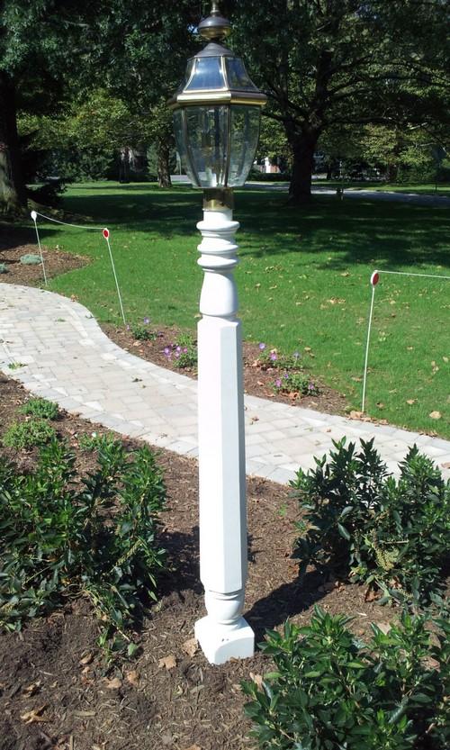 Lamp Post Repair