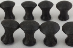 Ebony Knobs