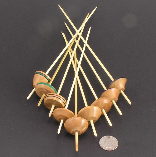 Micro Support Spindles