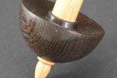 Wenge Tibetan Spindle