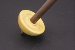 Yellowheart Tibetan Spindle